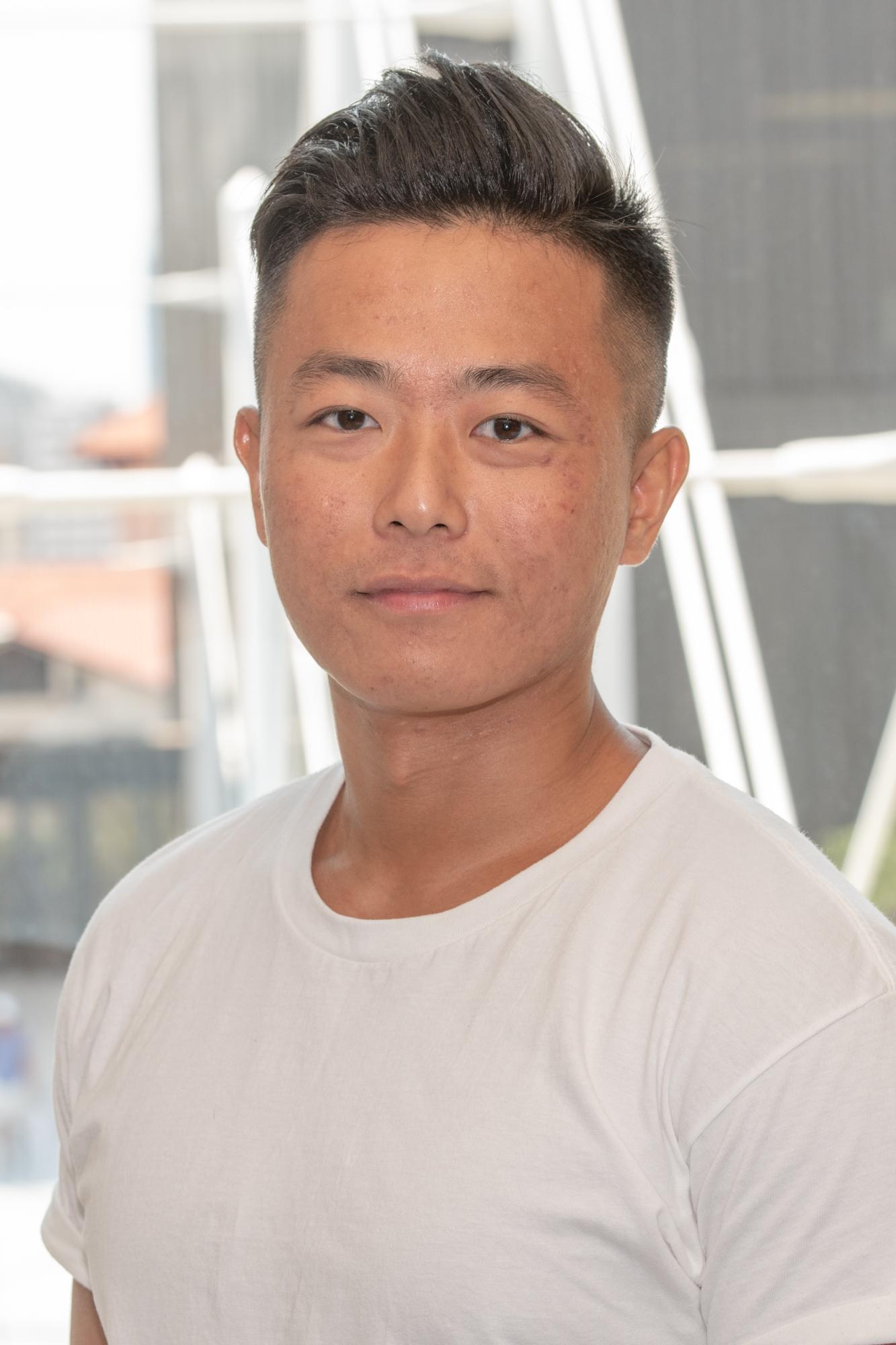 Ph.D. Candidate Josh Wei-Jie Xiao