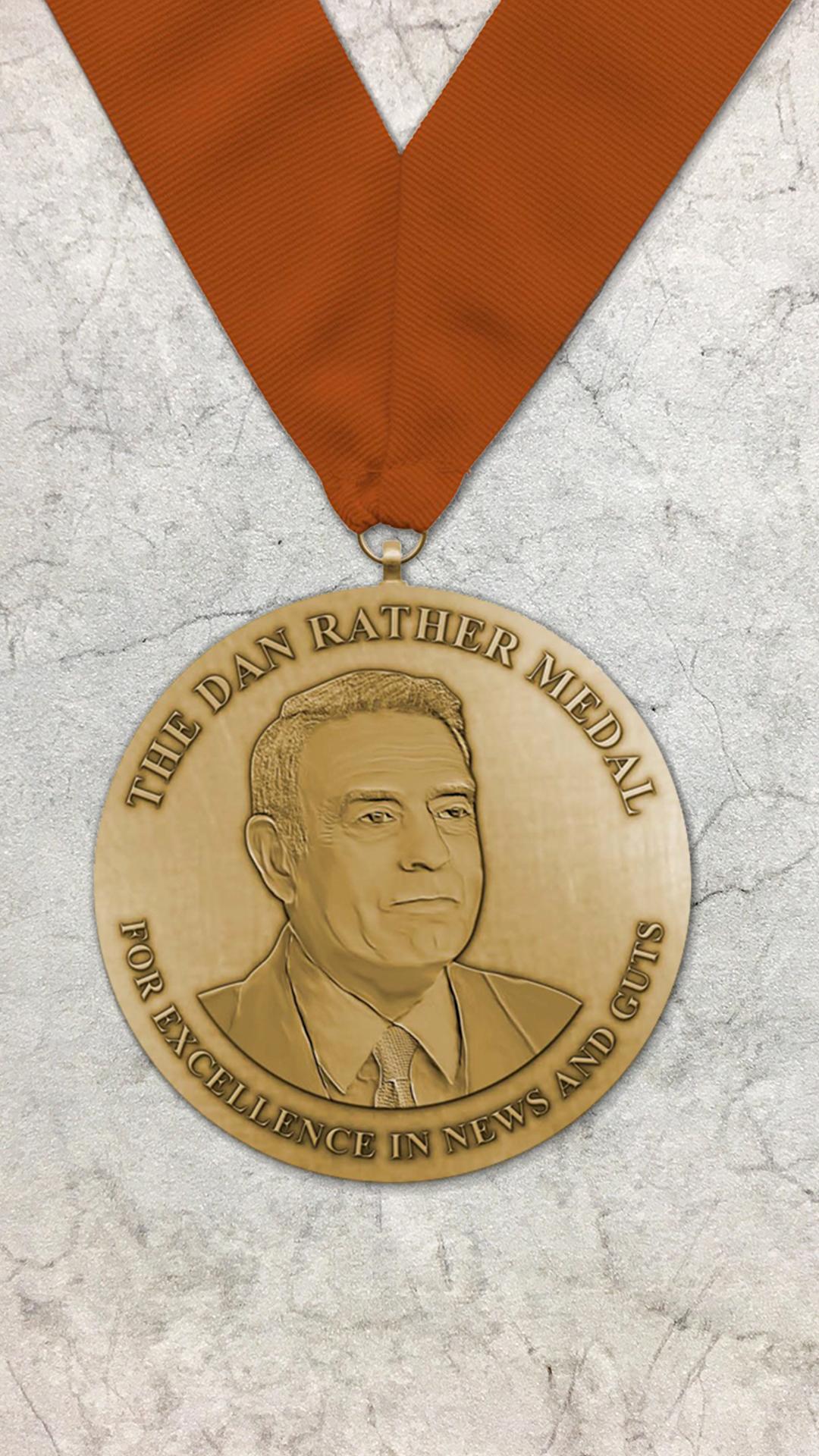 Dan Rather Medal