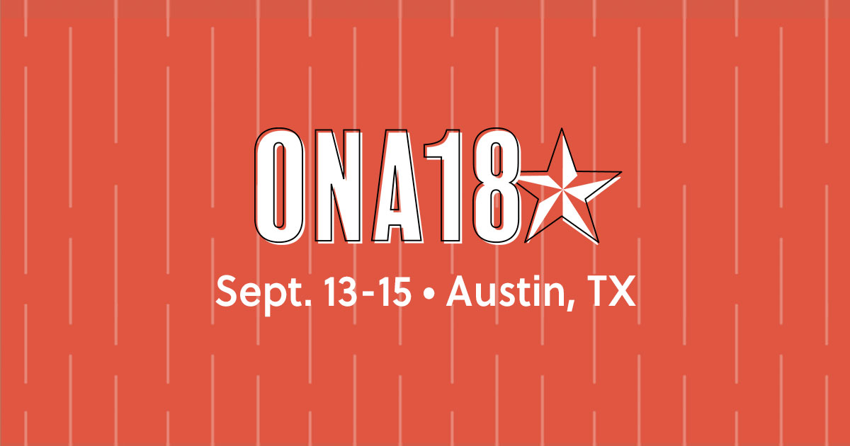 ONA Austin graphic